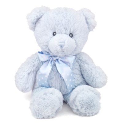 Super Soft Blue Bear