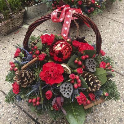 Beaubec Christmas Basket
