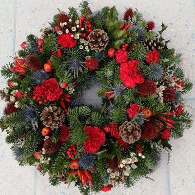 Braghan Wreath