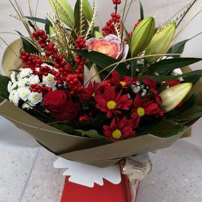 Brittas Presentation Bouquet