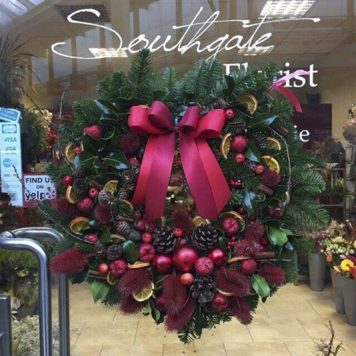 Lagavooren Christmas Wreath