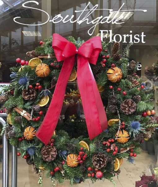 Millmount Christmas Wreath