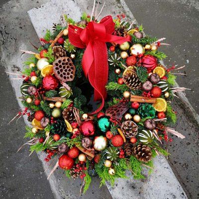 Sevitt Christmas Wreath